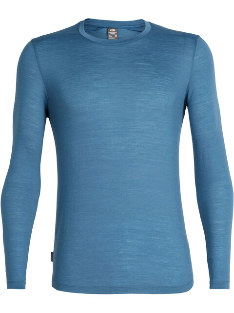 Icebreaker Sphere LS Crewe Shirt Men thunder
